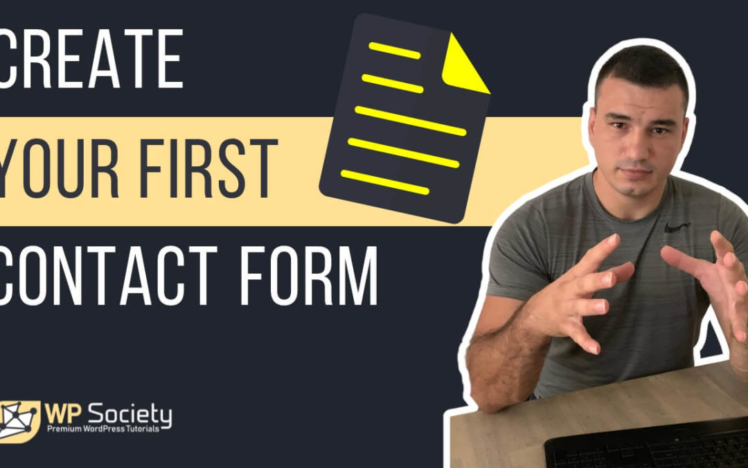 Add Contact Form To Your WordPress In 2 Minutes | Quick Setup Guide