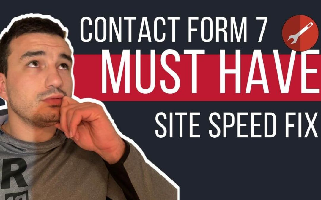 How To Load Contact Form 7 Styles & Scripts Only On Selected Pages
