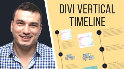 How to Create a Timeline with Divi's Image & Text Modules
